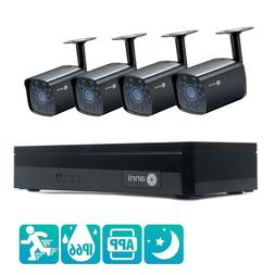 Camera Security Wireless System 1080P Outdoor Indoor Night V