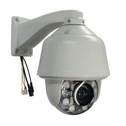 """CCTV Outdoor Auto Track Tracking PTZ Camera 1/3"""" Sony 700tvl"""