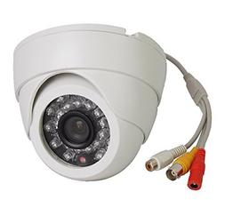 CCTV Dome Audio Microphone Camera Security Surveillance Leds