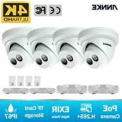 ANNKE CCTV Bullet IP 4K 8MP Video PoE Camera Home Surveillan