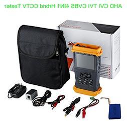 Cctv Tester Video Monitor Tester for AHD CVI TVI CVBS Camera