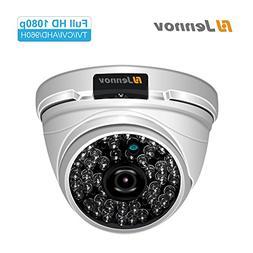 Jennov Cctv Security Dome Camera 2.8mm Lens Wide Angle 1080P