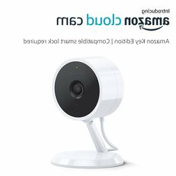 Amazon Cloud Cam  Indoor Security Camera, Works with Alexa K