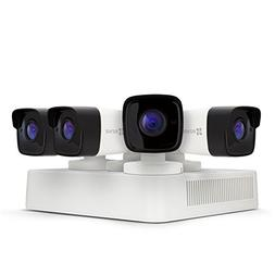 EZVIZ CRISPr FULL HD 1080P Outdoor Surveillance System, 4 We