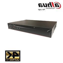 Dahua 8CH 4K NVR4208-4K, 8PoE ports, 1080P realtime live-vie