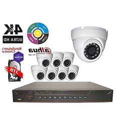 Dahua Penta-brid 1080P Security Package: 16CH 1080P Penta-br