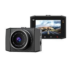 YI Dash Cam, Ultra 2.7K 140 Degree Wide Angle Dashboard Came