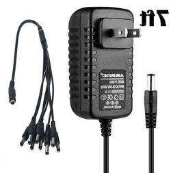 DC 12V 2.5A Power Supply Cord for Lorex ACC-U81 8-in-1 Secur
