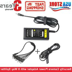 12V 5A Power Supply for CCTV Security Camera DVR Swann Lorex
