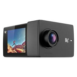 """YI Discovery Action Camera, 4K Sports Cam with 2.0"""" Touchscr"""