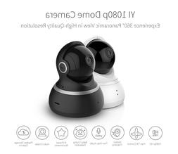 YI Dome Camera 1080p HD Pan/Tilt/Zoom Wireless IP Security S