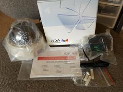 Dome Camera - ACTi brand - H.264 Megapixel fixed camera - ne
