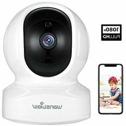 Dome Cameras Home Camera, Wireless Security 1080P HD Wansvie