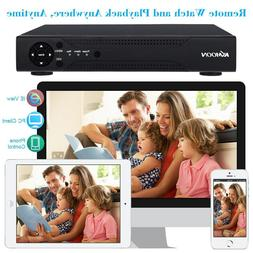 DVR 4CH 960H  Network HDMI for Home Video Security Camera Sy