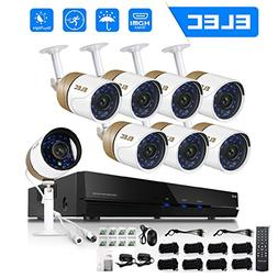 ELEC 16 Channel DVR Video Security System Surveillance,  150