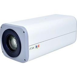 ACTi E210 10MP Day/Night PoE Indoor/Outdoor PTZ Zoom Box Cam