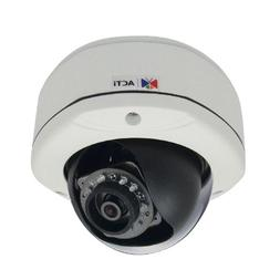 ACTI E77 / 10MP Outdoor Day/Night IP Camera