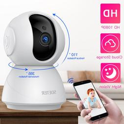 <font><b>SDETER</b></font> 1080P 720P IP Camera Security Cam