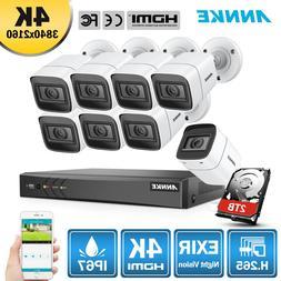<font><b>ANNKE</b></font> 4K Ultra HD 8CH DVR Kit H.265 CCTV