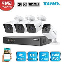 <font><b>ANNKE</b></font> 8CH 5MP Security <font><b>Camera</