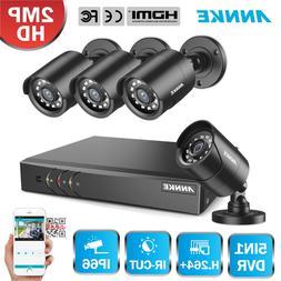 <font><b>ANNKE</b></font> <font><b>1080P</b></font> 4CH CCTV