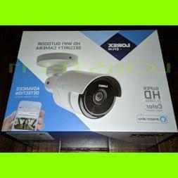 Lorex FXC33V 2K 4MP Outdoor Wi-Fi Bullet Security Camera HD