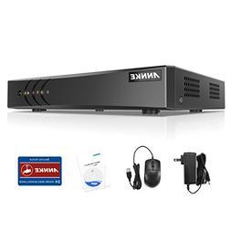 ANNKE H.264+ 16CH HD TVI DVR 1080N CCTV Network Mobile Motio