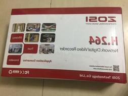 zosi h.264 network digital video recorder