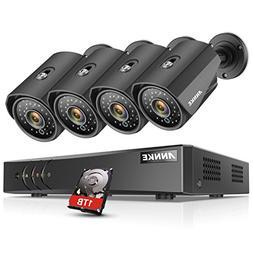 ANNKE AU-DN81RA1/V1-14DK-P#VC H.264+ Security Camera System