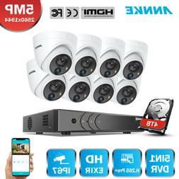 ANNKE H.265+ 8CH DVR 5MP Video PIR Detection Outdoor Securit