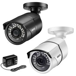 ZOSI HD 1000TVL 960H 100ft 3.6mm Outdoor Video CCTV Security