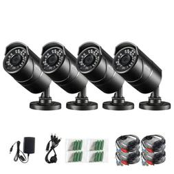 ZOSI HD 1080P 2MP Outdoor Security Cameras Kit for Home Surv