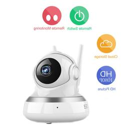 HD 1080P Home Security IP Camera Wireless WI-FI Smart Audio