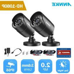 ANNKE HD 1080P Smart CCTV Camera IR Home Security Surveillan