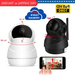 JOOAN HD 1080P Wireless WiFi IP Camera Home Security Network