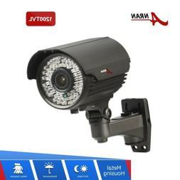 1300TVL HD Outdoor 2.8-12mm Varifocal CCTV IR Day Night Camera Home Security