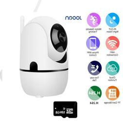 JOOAN HD 720P Wireless WIFI Security IP Camera 2Ways Audio C