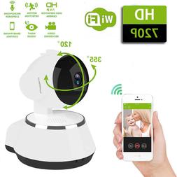 HD Wireless Wifi IP Camera Webcam Baby Pet Monitor CAM Pan R