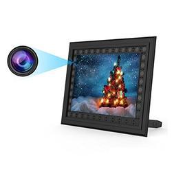 Conbrov Hidden Spy Camera Photo Frame, T10A HD 720P Home Sec