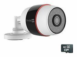 EZVIZ Husky HD 1080p Outdoor Wi-Fi Security Camera, 32GB Mic