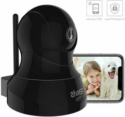 TENVIS Indoor Security Camera - 2.4Ghz Wireless Pet Dog Came