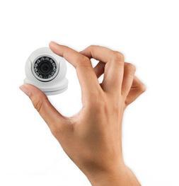 Interwebz  Mini Dome Camera 1080p Security Camera Weatherpro