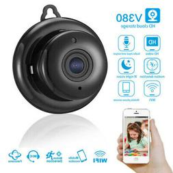 IP Camera Wireless Wifi Security Surveillance Home Night Vis