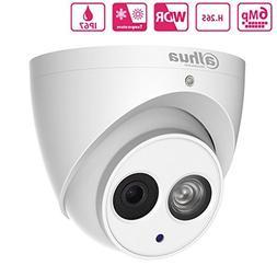 DaHua 6MP IP Camera IPC-HDW4631C-A 2.8mm POE Network Camera