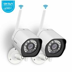 Funlux 720p HD IP Network Wireless IR Outdoor Indoor Home Se