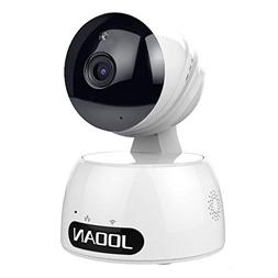 HD1080P Wireless Security Camera, JOOAN Webcam for Home Indo