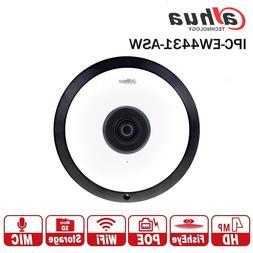 Dahua IPC-EW4431-ASW 4MP Panorama POE WIFI Fisheye IP Camera