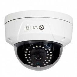 Alibi 3.0 Megapixel 65' IR Vandalproof IP Outdoor Dome Secur