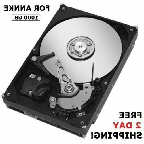 1000 GB 1TB Hard Drive Internal SATA 3.5 ANNKE DVR Compatibl