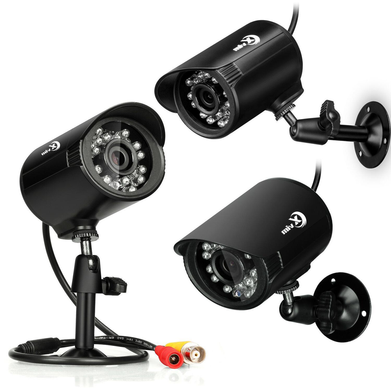XVIM CCTV DVR 720P IR Night Security Camera System 1TB